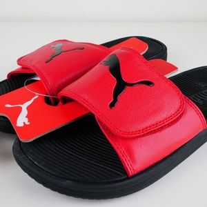 d5c76064e1b20a Puma Shoes - Puma Slide Sandal Men Size 8 Tiger Logo Slippers